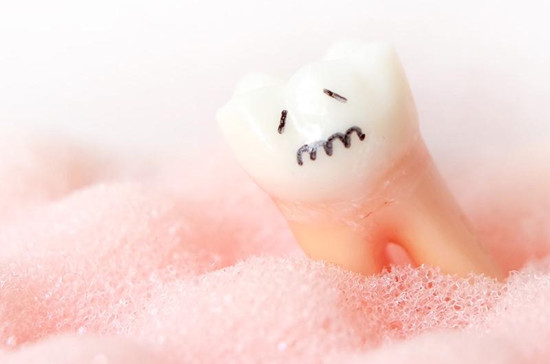 歯を支える骨を溶かす病気です